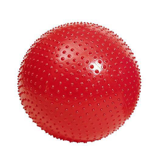 Мяч Фитнесс 55 см с шипами