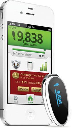 Фитнес-трекер Striiv Play Wireless Tracker