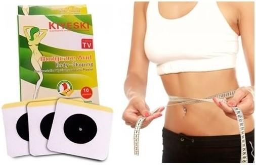 Пластыри Kiyeski для похудения и сжигания жира